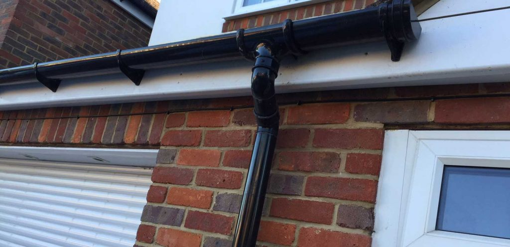 Amazing Guttering Installation Leicester