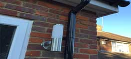 Guttering company Leicester