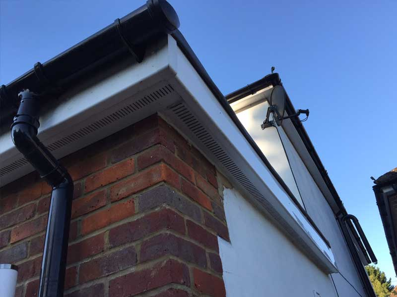 Trusted Guttering Installation Leicester