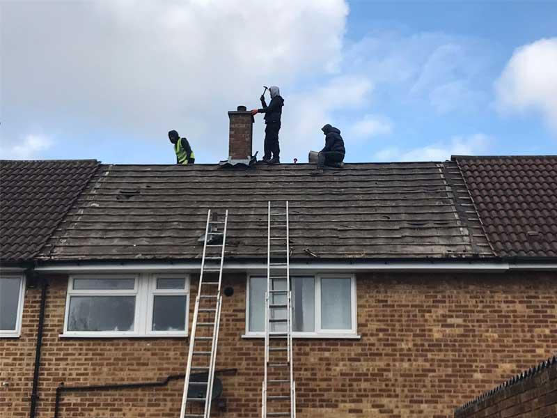 Stylish Roofing Work Leicester