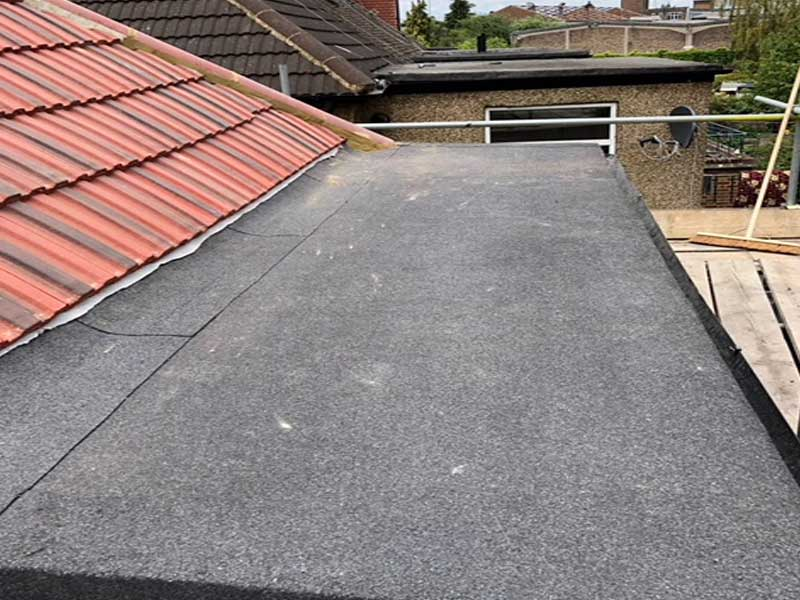Standard Flat Roofing Services Leicester