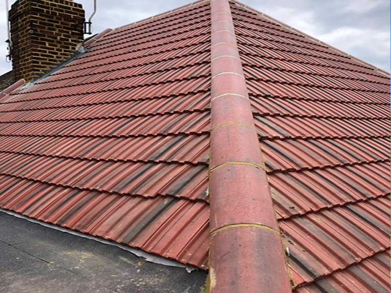 Tursted Leicester roofing Work