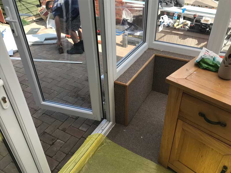Beautiful uPVC services Leicester