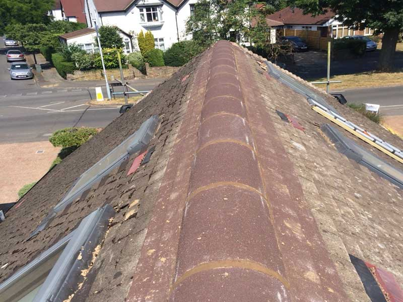 Beautiful Roofing Work Leicester