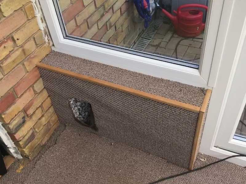 Mind blowing uPVC services Leicester