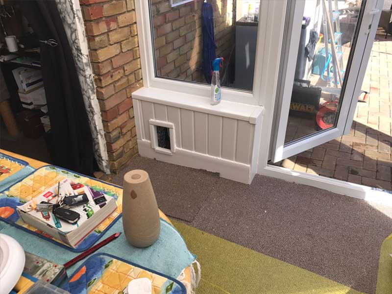 Outstanding uPVC services Leicester