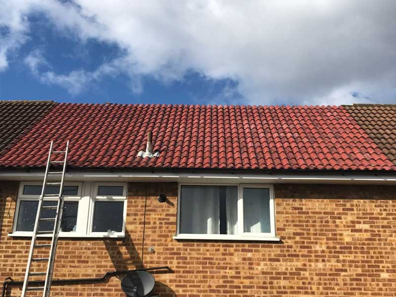 Attractive Roofing Work Leicester