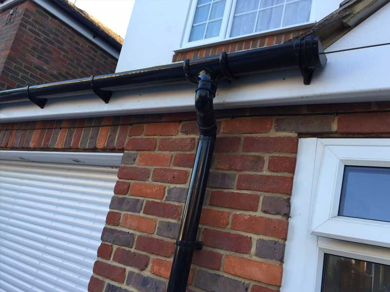 Reliable Guttering Installation Leicester