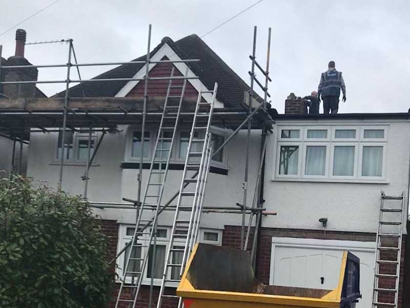 Best Roofing Work Leicester