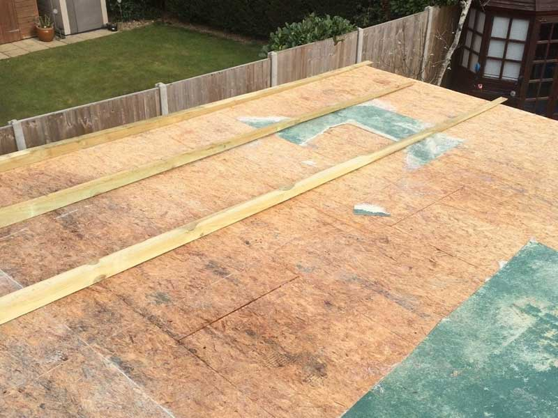 Incredible Flat Roofing Services Leicester