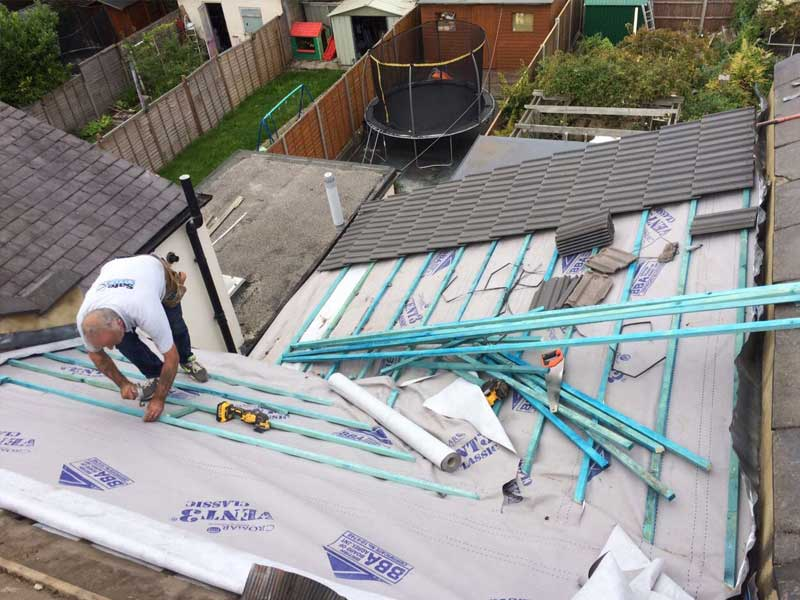 Outstanding Roofing Work Leicester