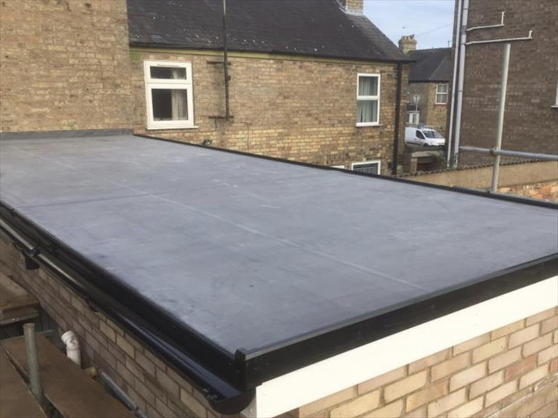 Leicester Trusted Flat Roofing Installation