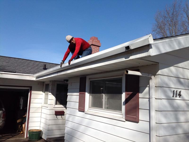 Special Soffits replacement services Leicester