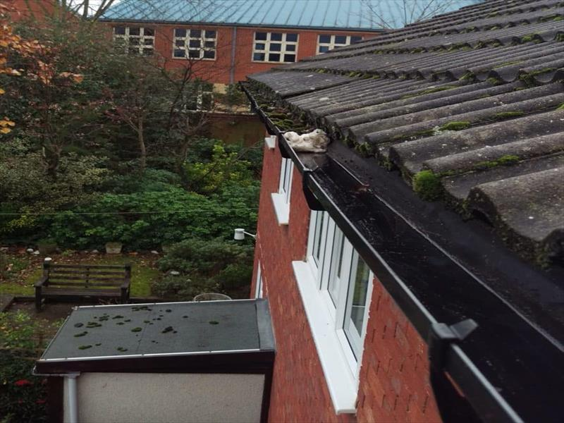 Best Soffits replacement services Leicester