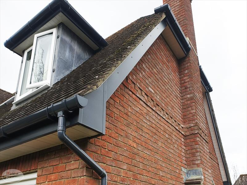 Stylish Soffits replacement services Leicester