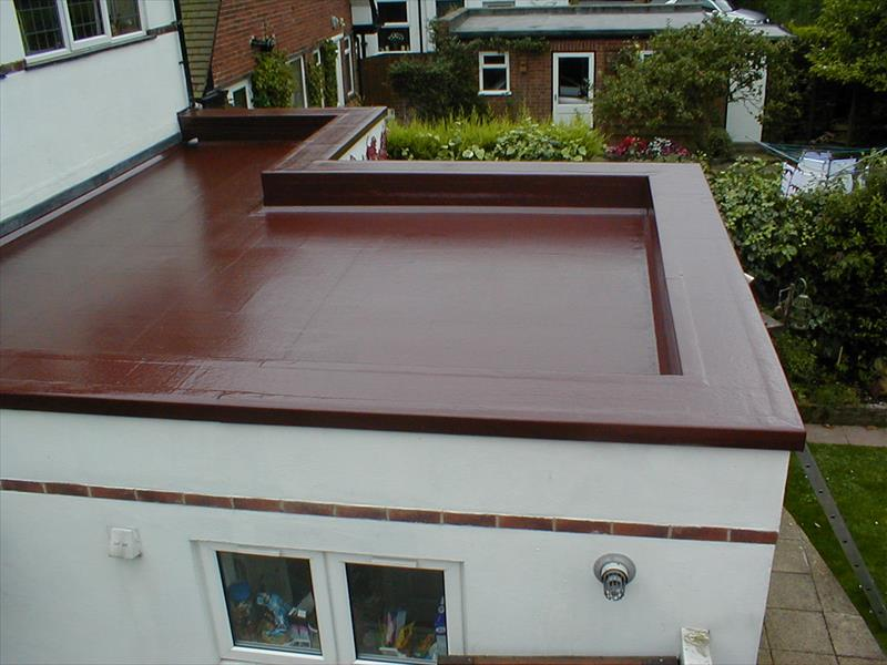 Leicester Stylish Flat Roofing Services