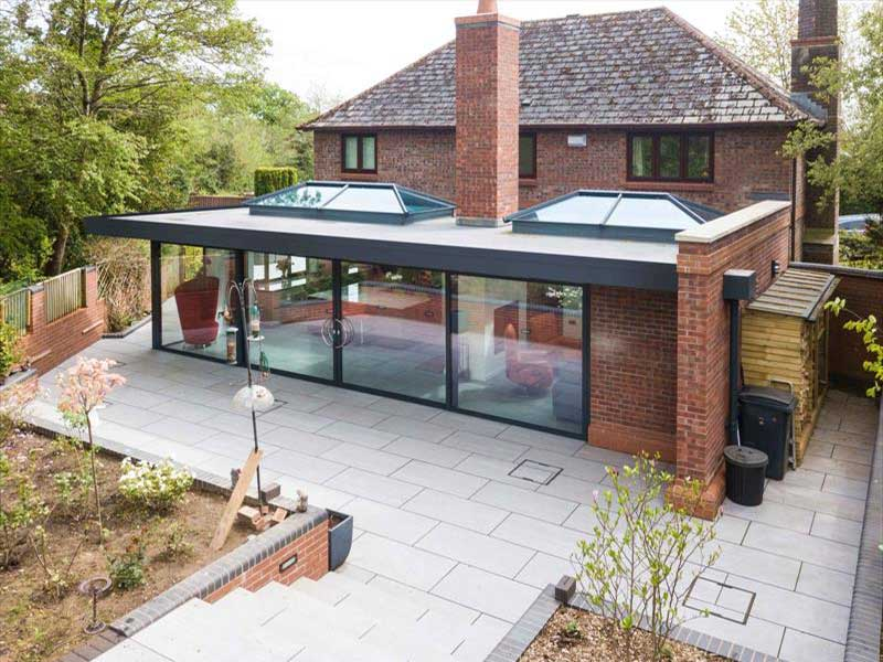 Leicester Attractive Flat Roofing Services