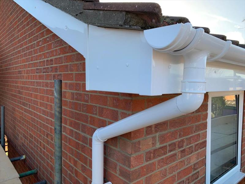 Dependable Soffits replacement services Leicester