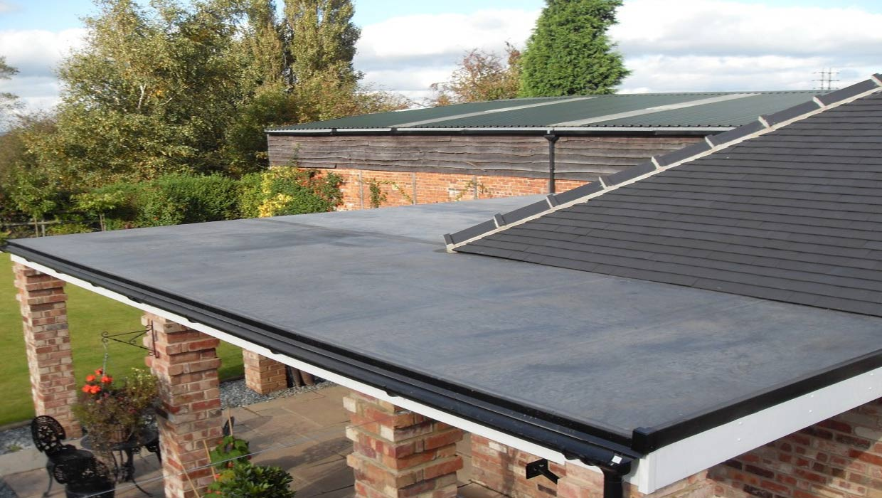 Leicester Wonderful Flat Roofing Installation