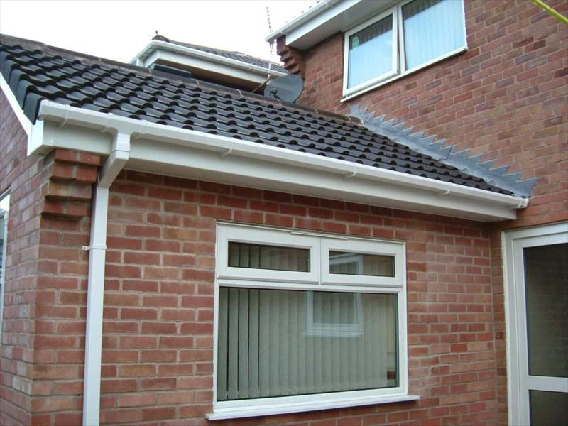 Standard Soffits replacement services Leicester