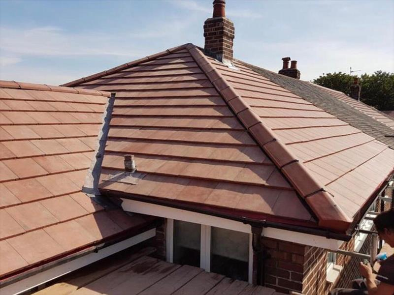 Leicester Colorful Roofing Services