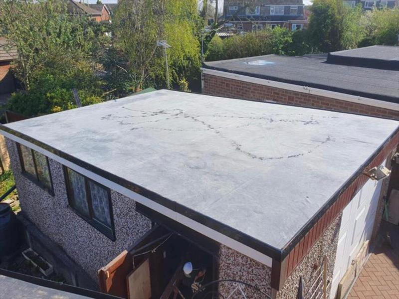 Wonderful Flat roofing Installation Leicester
