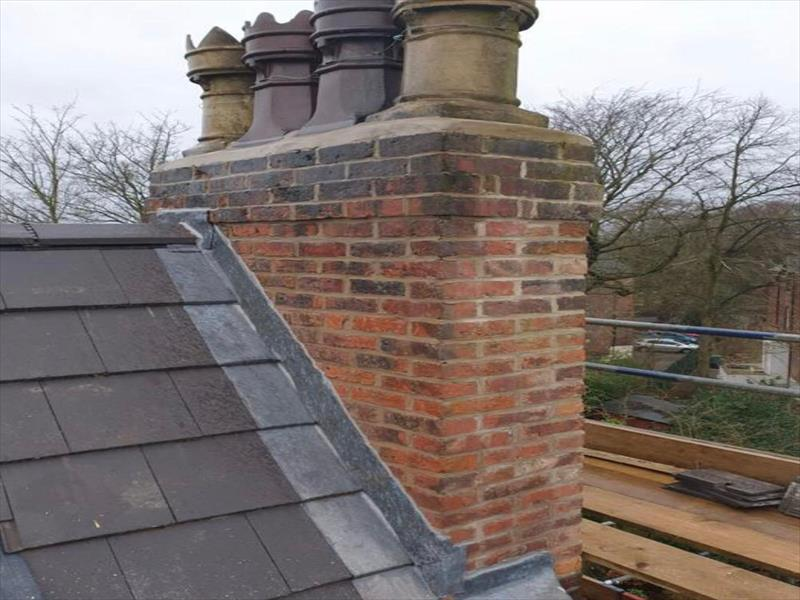 Attractive Leicester roofing