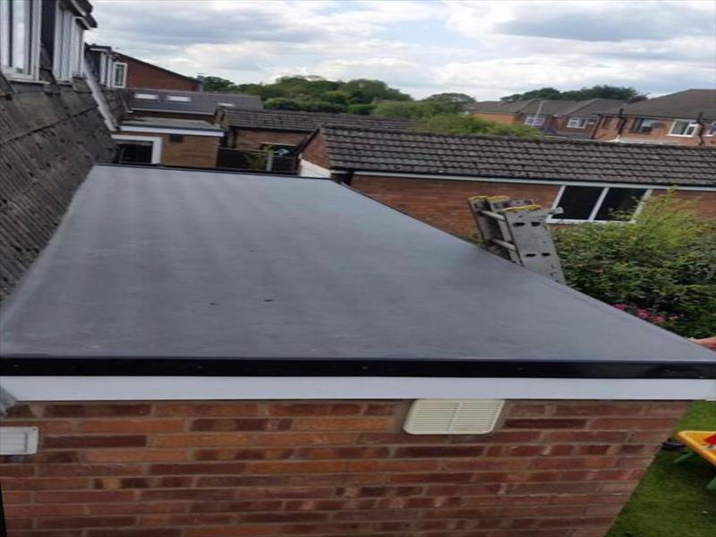 Leicester Mind blowing Flat Roofing Installation