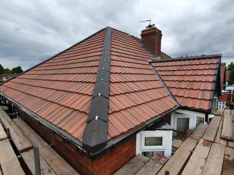 Mind blowing Roofing Services Leicester