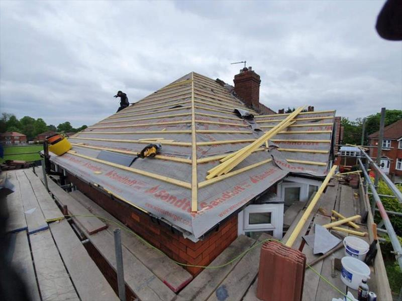 Leicester Dependable Roofing Services
