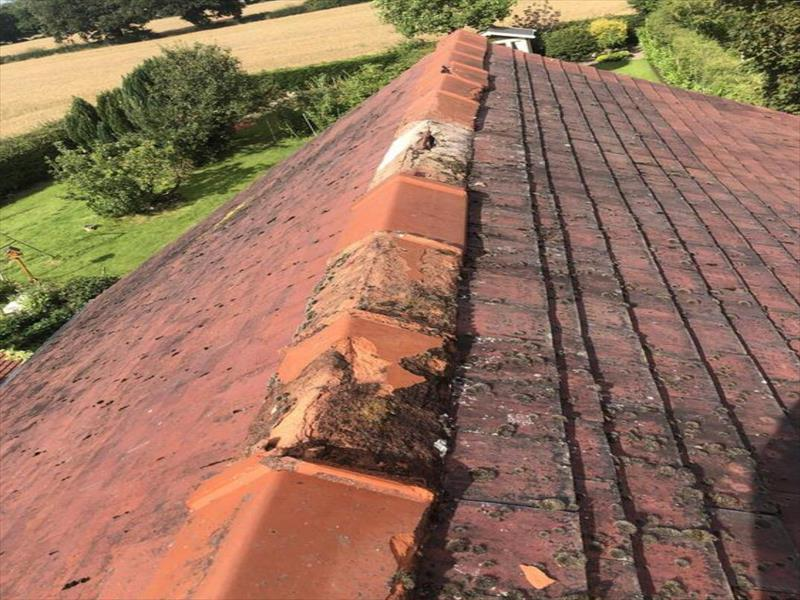 Leicester Standard Roofing Installation
