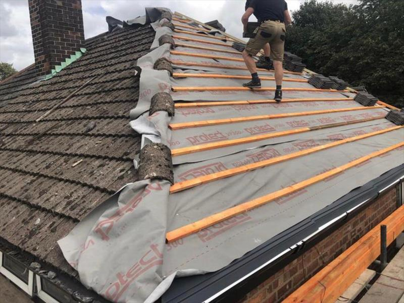 Leicester Best Roofing Installation