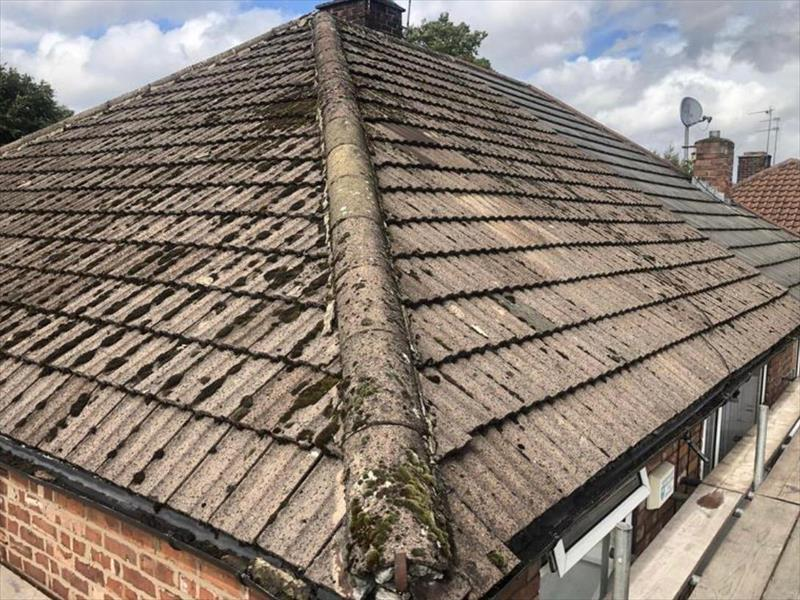 Leicester Incredible Roofing Installation