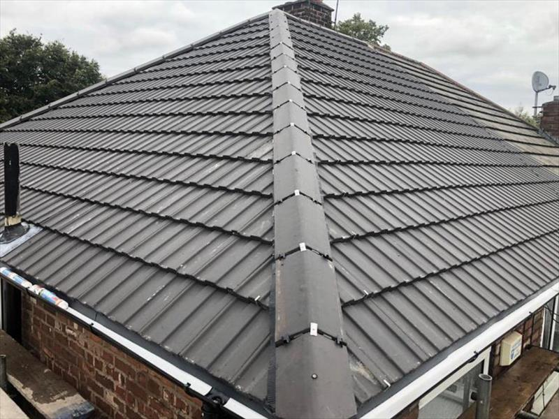 Leicester Good looking Roofing Installation