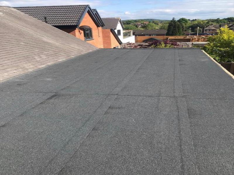 Standard Flat roofing Installation Leicester