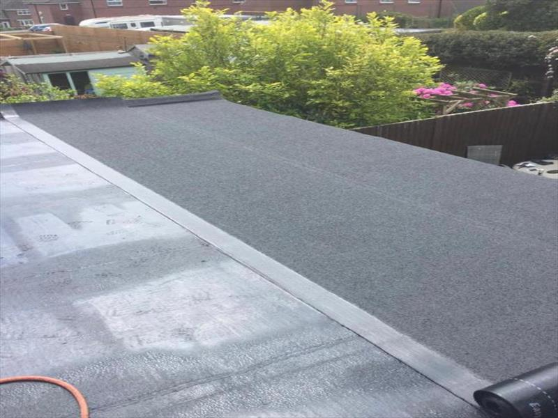 Best Flat roofing Installation Leicester