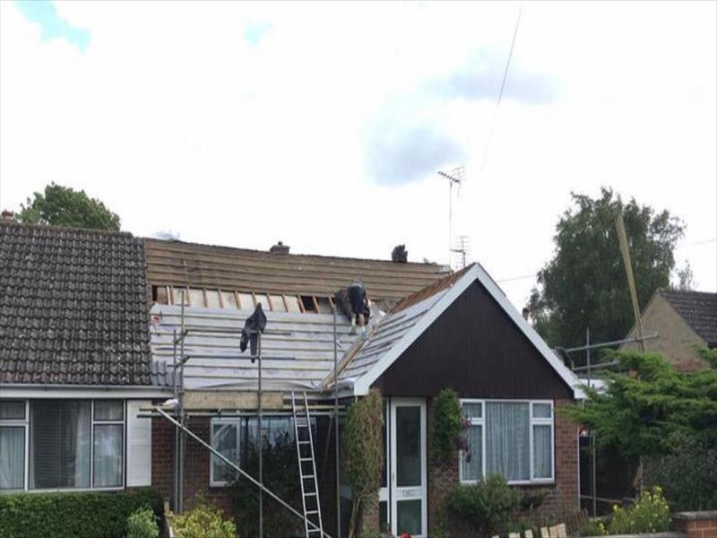Beautiful Roofing Installation Leicester