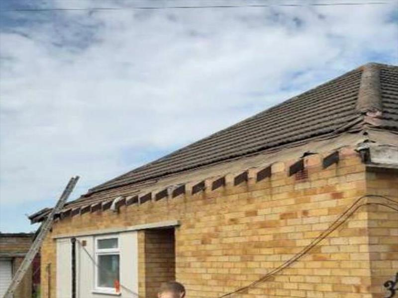 Attractive Roofing Installation Leicester