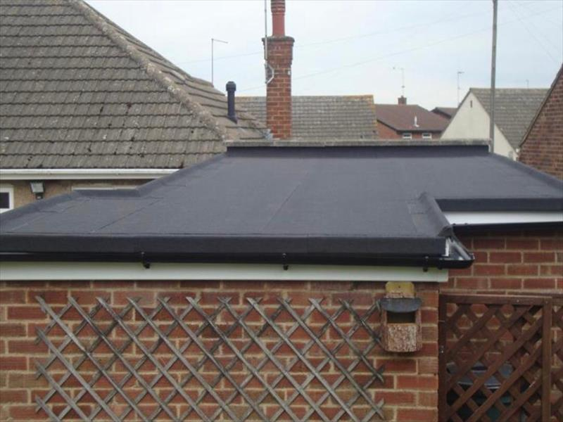 Amazing Flat roofing Installation Leicester