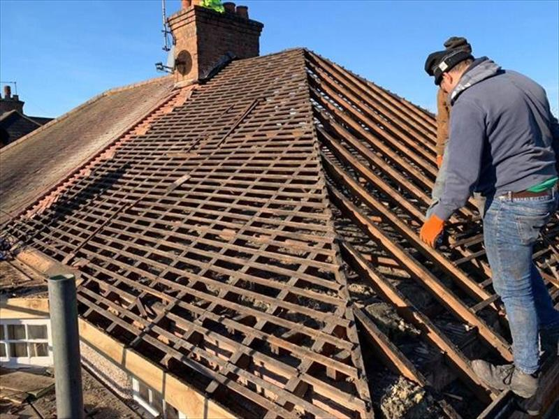 Leicester Attractive Roofing Installation