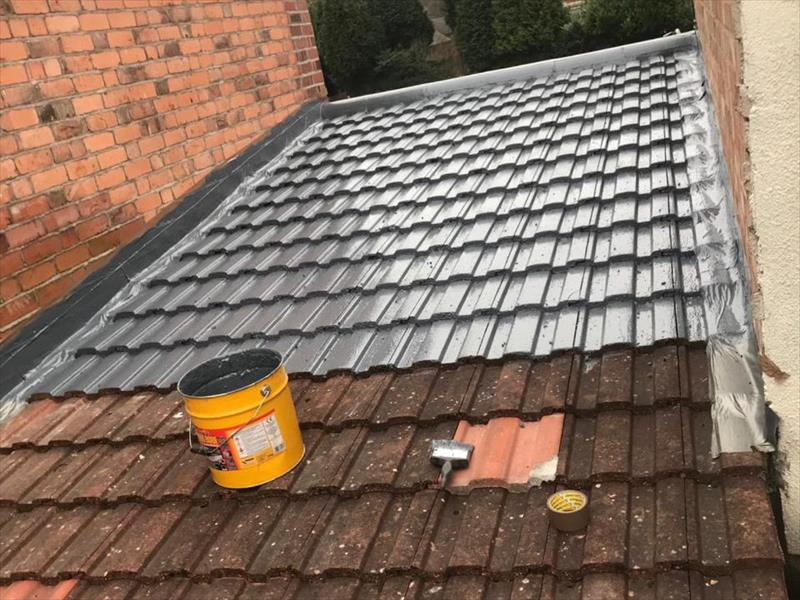 Wonderful Roofing Installation Leicester