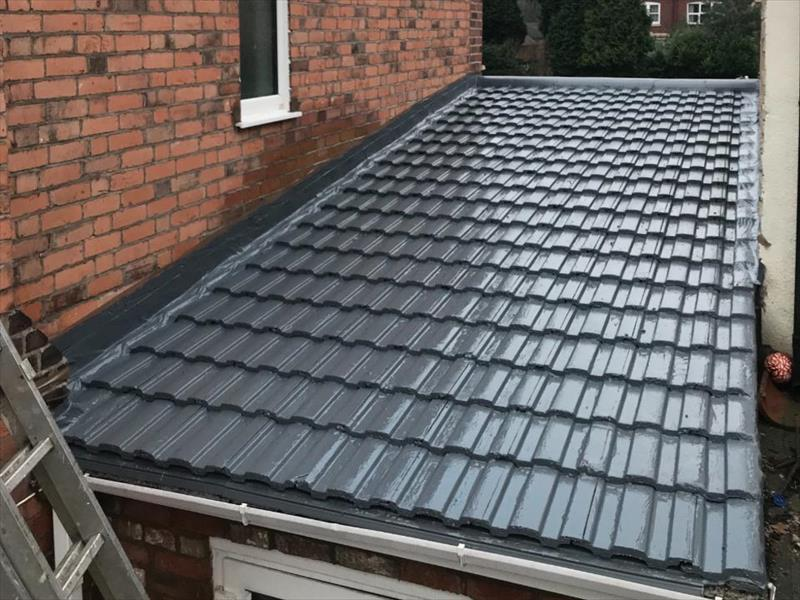 Beautiful Roofing Services Leicester